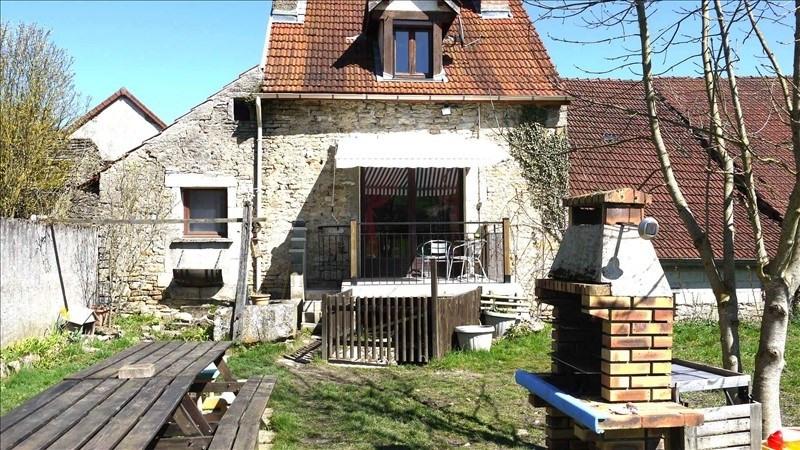 Sale house / villa Sombernon 121900€ - Picture 1