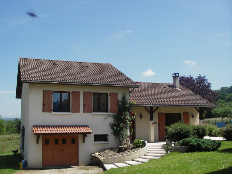Vente maison / villa Bourgoin-jallieu 260000€ - Photo 1