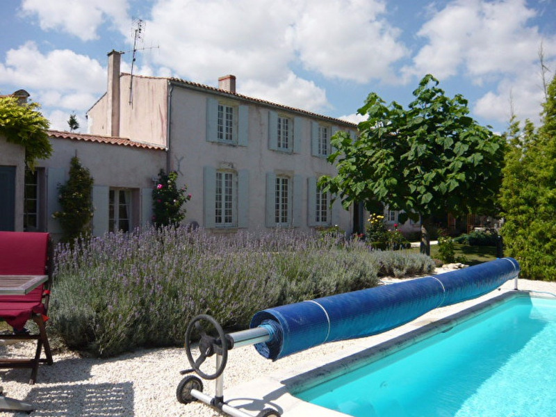 Vente maison / villa Saint ouen d aunis 430 000€ - Photo 1