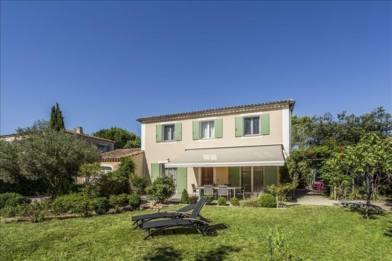 Vente maison / villa Montfavet 423000€ - Photo 1