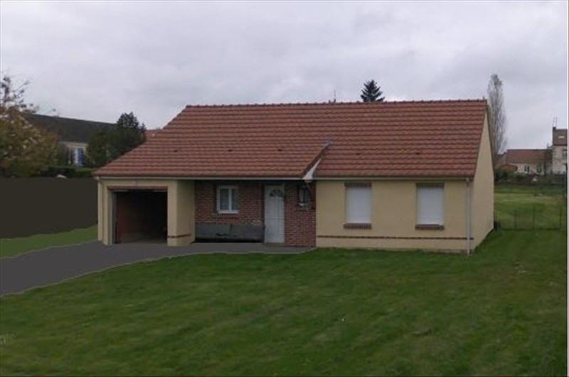 Vente maison / villa Bucquoy 177000€ - Photo 1