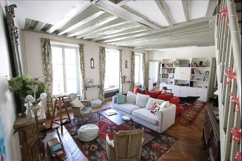 Rental apartment Paris 6ème 5300€ CC - Picture 2