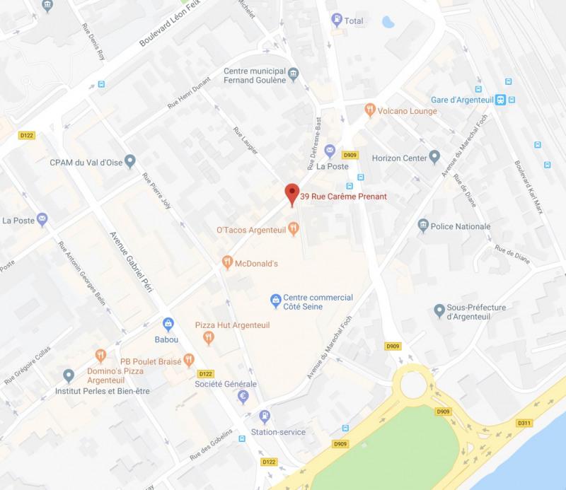 Sale site Argenteuil 1750000€ - Picture 3