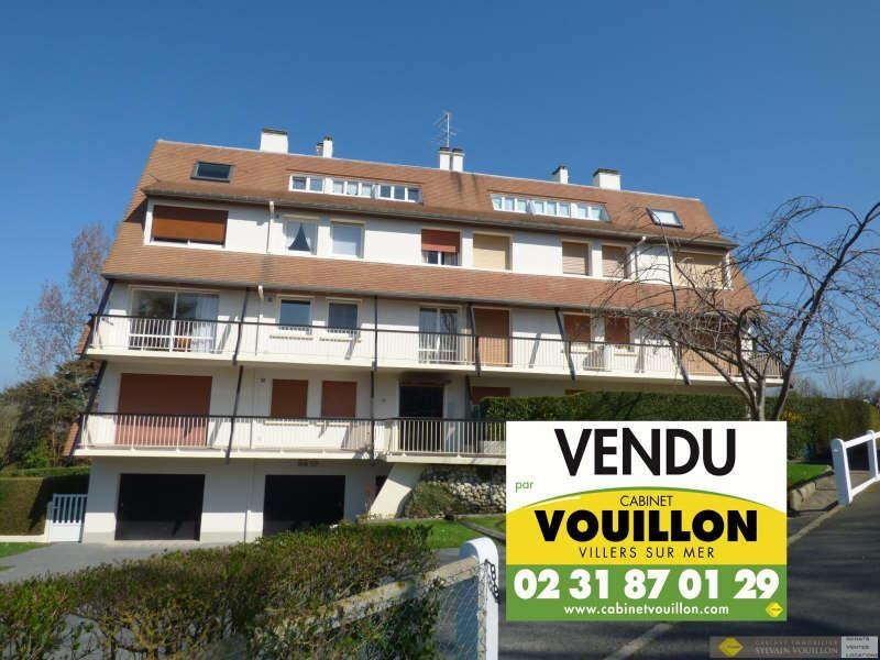 Vente appartement Villers sur mer 179000€ - Photo 1