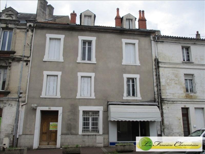 Vente immeuble Ruelle sur touvre 181900€ - Photo 1