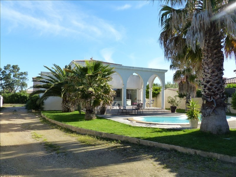 Vente maison / villa Beziers 464 000€ - Photo 1