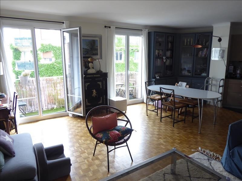 Location appartement Boulogne billancourt 2 250€ CC - Photo 1