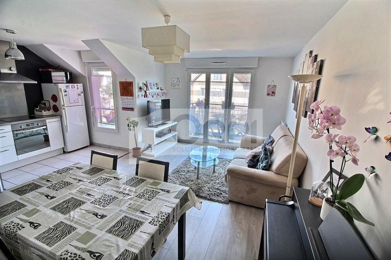 Sale apartment Nanteuil les meaux 190000€ - Picture 1