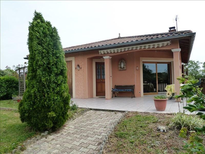 Sale house / villa St georges d esperanche 325000€ - Picture 1