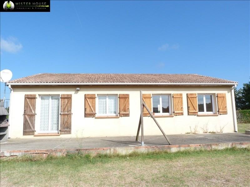 Sale house / villa Montbartier 148000€ - Picture 6