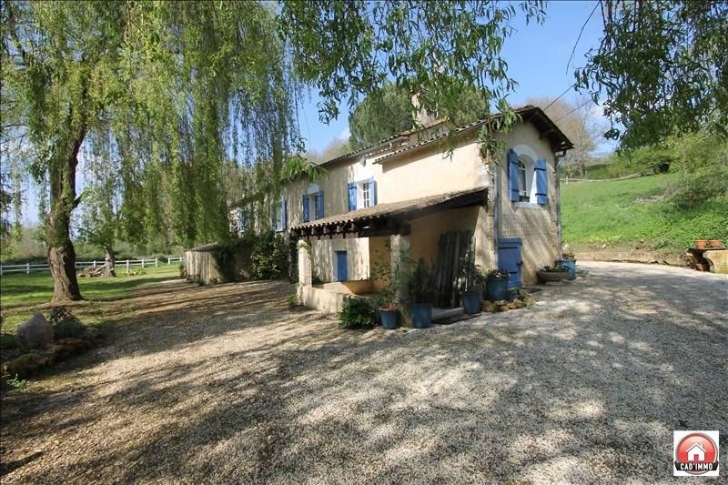 Vente maison / villa Lanquais 176000€ - Photo 1