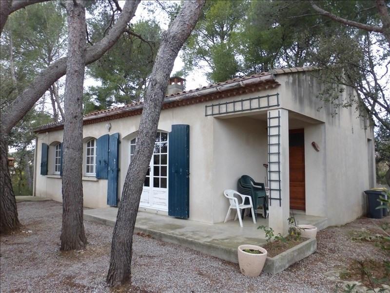 Produit d'investissement maison / villa Pelissanne 265600€ - Photo 1