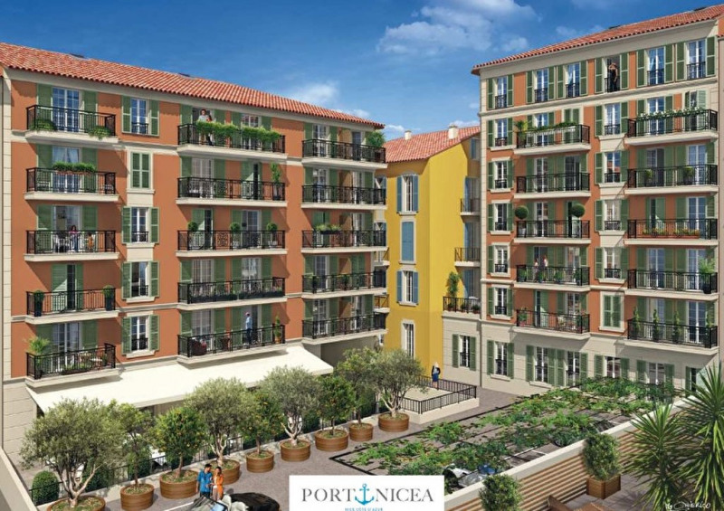 Vente appartement Nice 153000€ - Photo 5