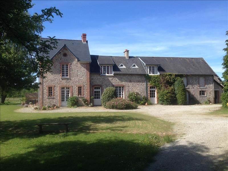 Vente maison / villa Creances 387775€ - Photo 1