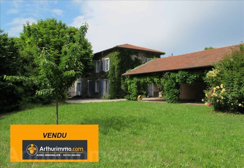 Vente maison / villa Anjou 390 000€ - Photo 1