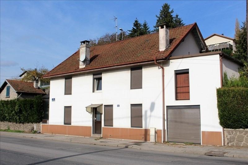 Vente maison / villa Moyenmoutier 69000€ - Photo 1