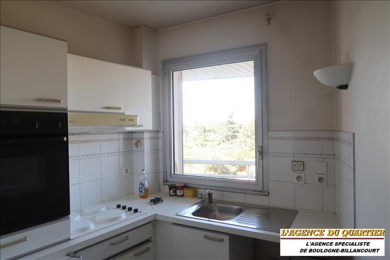 Venta  apartamento Boulogne billancourt 242000€ - Fotografía 4