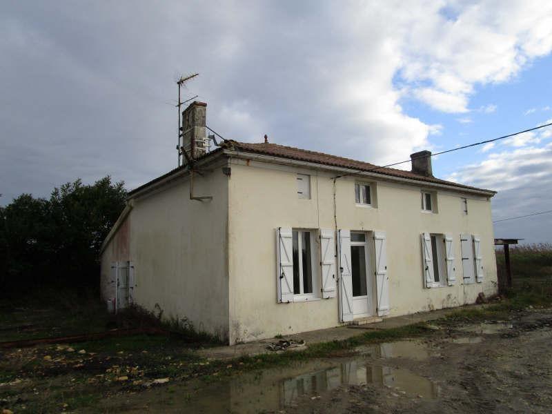 Sale house / villa St ciers sur gironde 336000€ - Picture 1