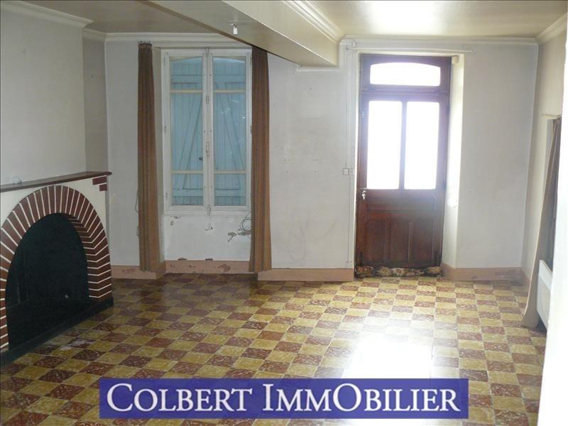 Vente maison / villa Seignelay 67500€ - Photo 1