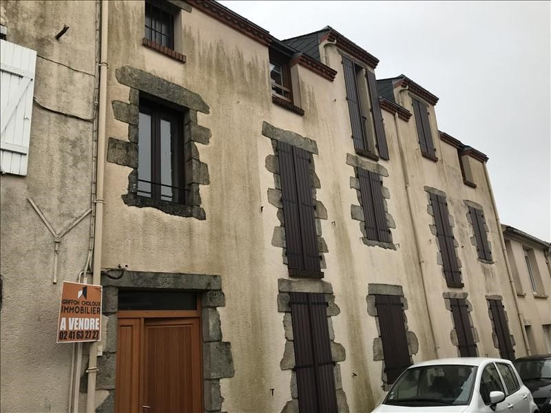 Produit d'investissement immeuble La romagne 221650€ - Photo 1
