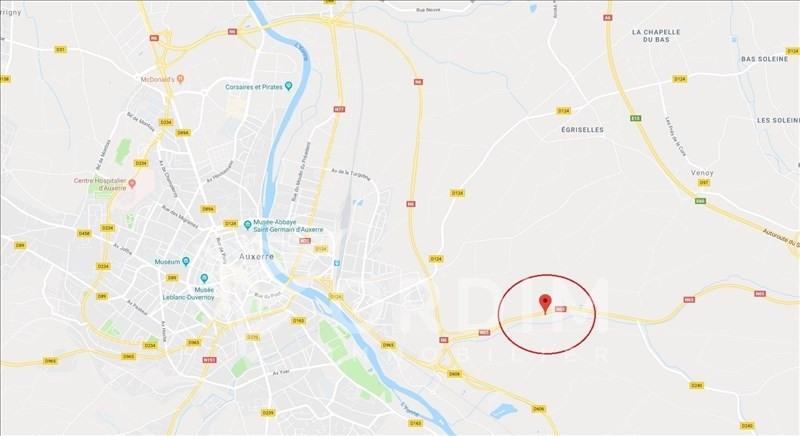 Vente terrain Auxerre 2100000€ - Photo 2
