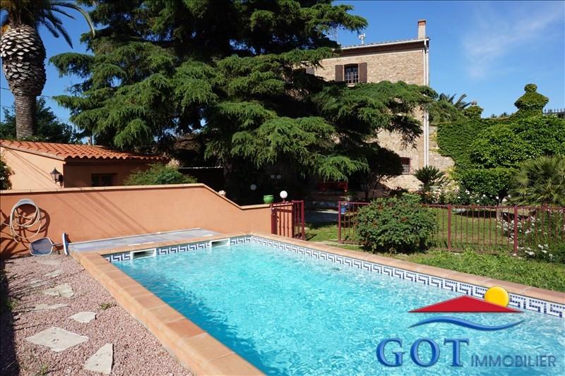 Deluxe sale house / villa Bompas 555000€ - Picture 2