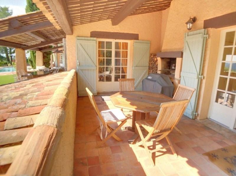 Vente maison / villa Le muy 980000€ - Photo 17