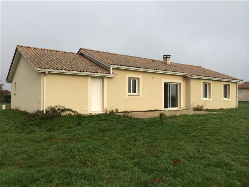 Sale house / villa St laurent des hommes 147000€ - Picture 1