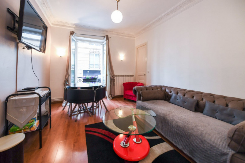 Vente appartement Paris 10ème 599 000€ - Photo 1