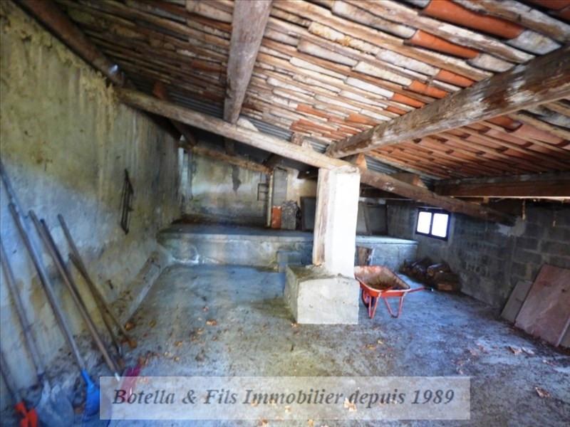 Sale house / villa Uzes 232000€ - Picture 11