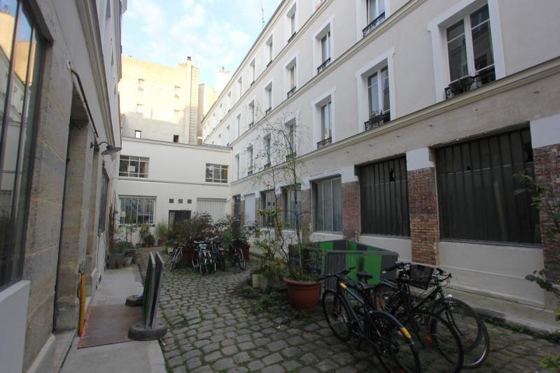 Vente appartement Paris 11ème 545000€ - Photo 1