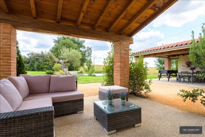 Sale house / villa Dremil lafage (secteur) 620000€ - Picture 1