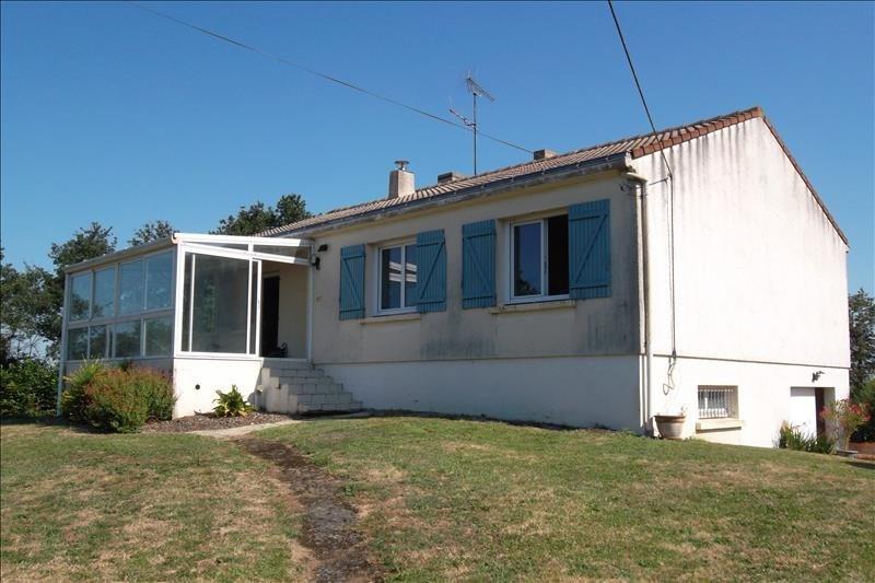 Vente maison / villa Le poire sur vie 175400€ - Photo 1