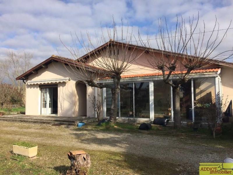Vente maison / villa Secteur lavaur 199000€ - Photo 1