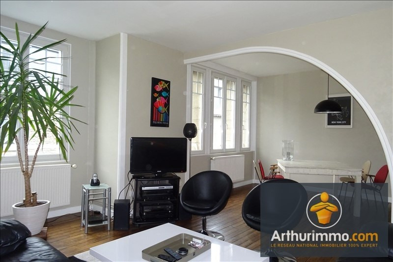Sale apartment St brieuc 92 394€ - Picture 1