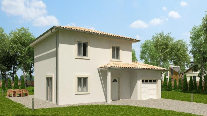 Maison  4 pièces + Terrain 380 m² Saint-Paul-de-Varax par NOVA VILLA