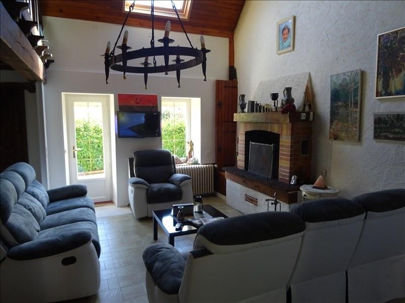 Revenda casa Fleury sur loire 212000€ - Fotografia 4