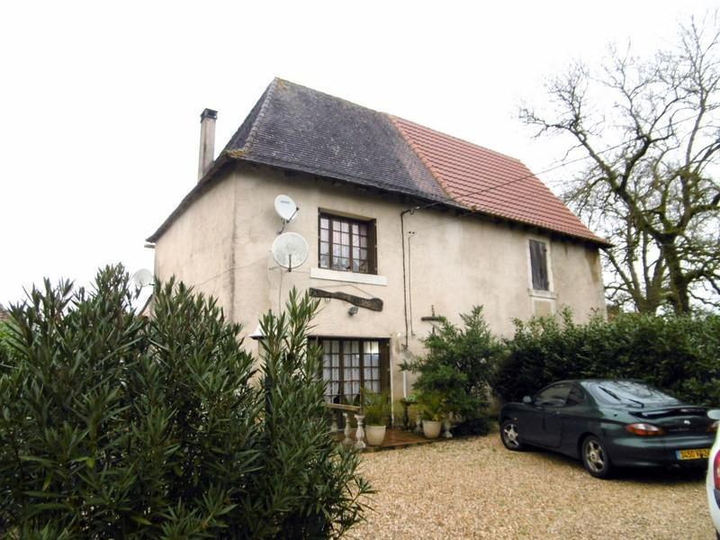Vente maison / villa St hilaire d estissac 129000€ - Photo 1