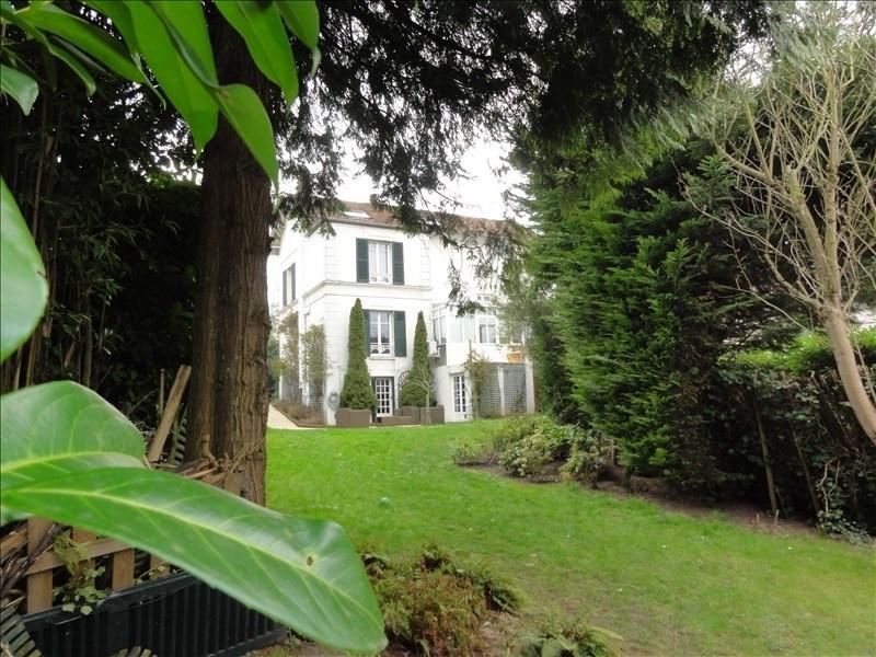 Immobile residenziali di prestigio casa Louveciennes 1300000€ - Fotografia 2