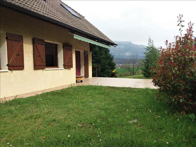 Vente maison / villa Le bourget du lac 450000€ - Photo 1