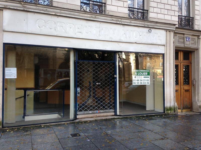 Location boutique Paris 5ème 3563€ CC - Photo 1
