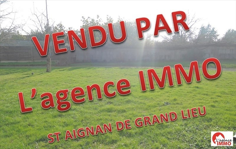 Vente terrain St aignan grandlieu 102000€ - Photo 1