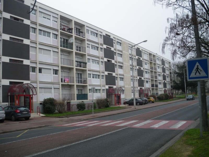Vente appartement Chatellerault 45000€ - Photo 1