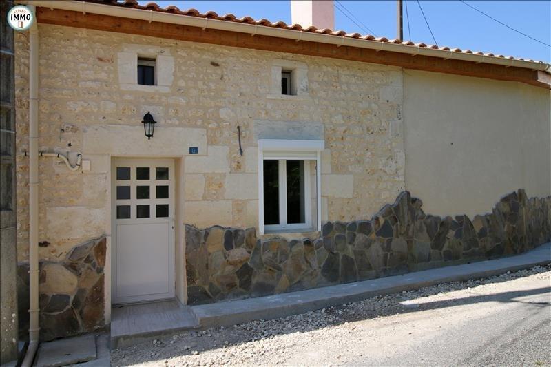Vente maison / villa Mirambeau 287820€ - Photo 9