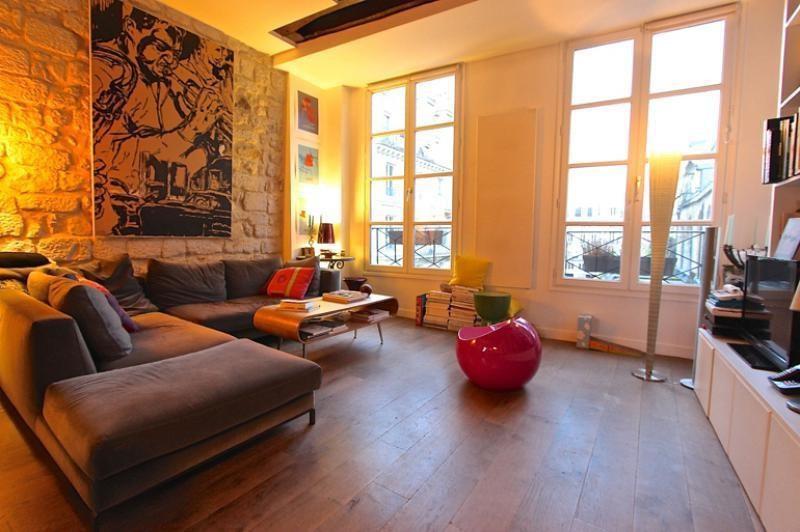 Vente appartement Paris 1er 875000€ - Photo 3