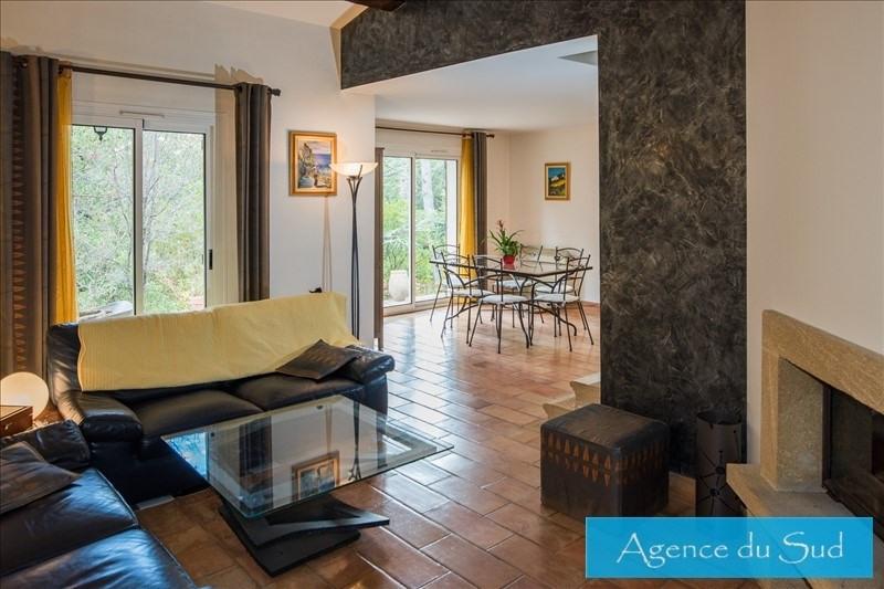 Vente maison / villa Peypin 430000€ - Photo 2
