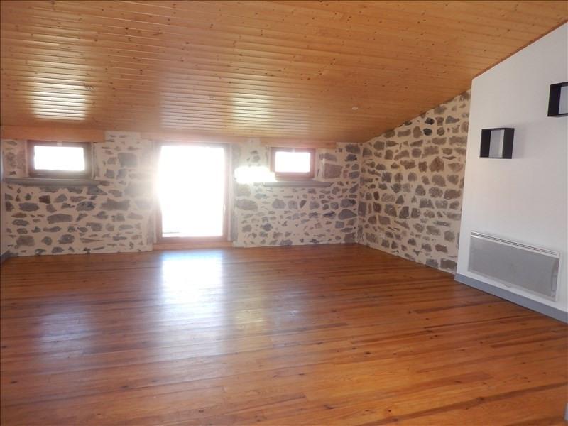 Rental apartment Brives charensac 396,79€ CC - Picture 1
