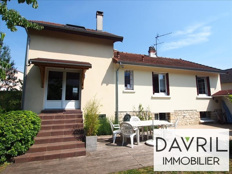 Sale house / villa Conflans ste honorine 429 000€ - Picture 1