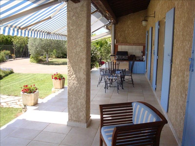Vente maison / villa Lauris 478000€ - Photo 4