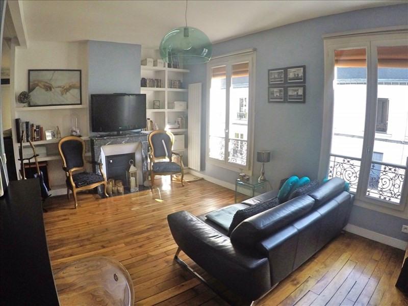 Vente appartement Paris 16ème 720000€ - Photo 3